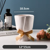 VILEAD White Vase