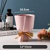 VILEAD Pink Vase